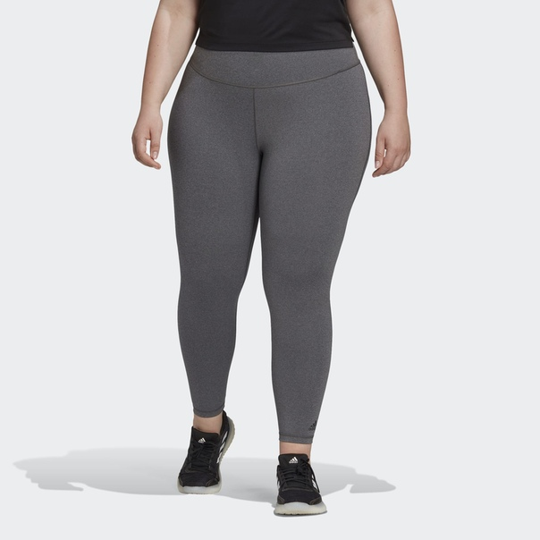 Леггинсы Believe This Solid 7/8 (Plus Size)