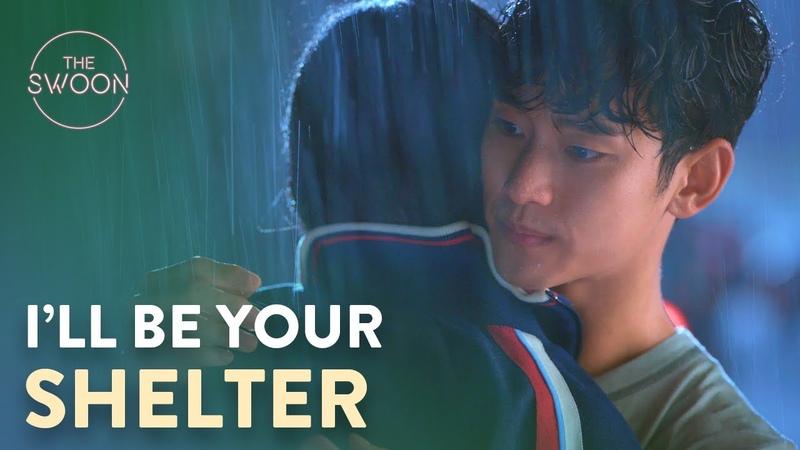 Kim Soo-hyun braves the rain to find Seo Yea-ji | It's Okay to Not Be Okay Ep 4