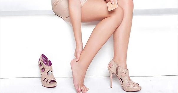 Как смягчить жесткие задники туфель