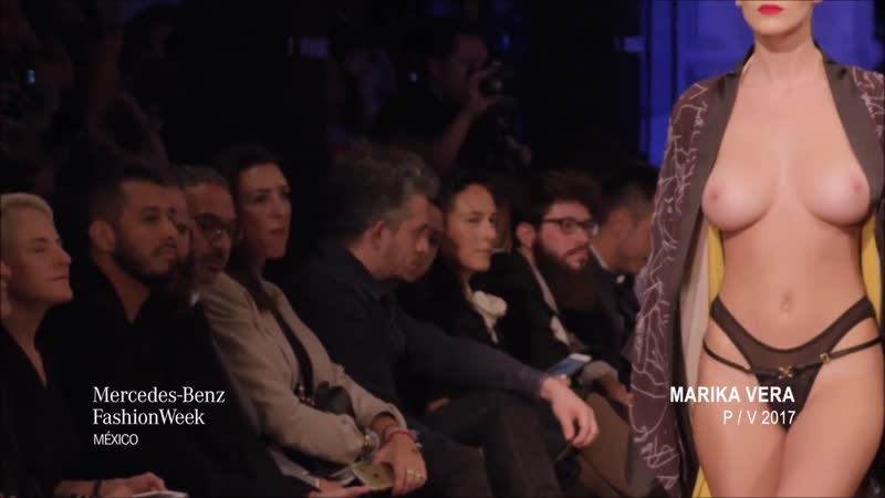 Alejandra Guilmant Mercedes Benz FashionWeek
