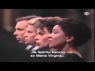 3 W A  Mozart  Credo Coronation Mass in C major K317   YouTube