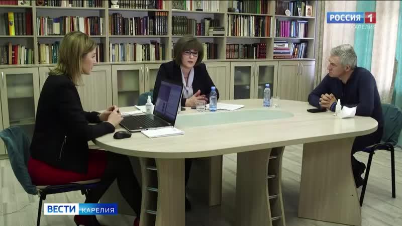Глава Карелии обсудил вопросы дистанционного обучения 2020 Петрозаводск коронавирус