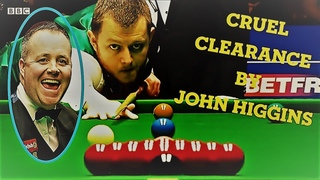 Incredible Steal in Snooker - When the Score Board is (70-0), No Problem for John Higgins  🔥👌👌