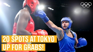 LIVE European Boxing Qualifiers for Tokyo 2020! Day 3