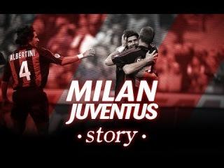 AC Milan   Milan-Juventus Story