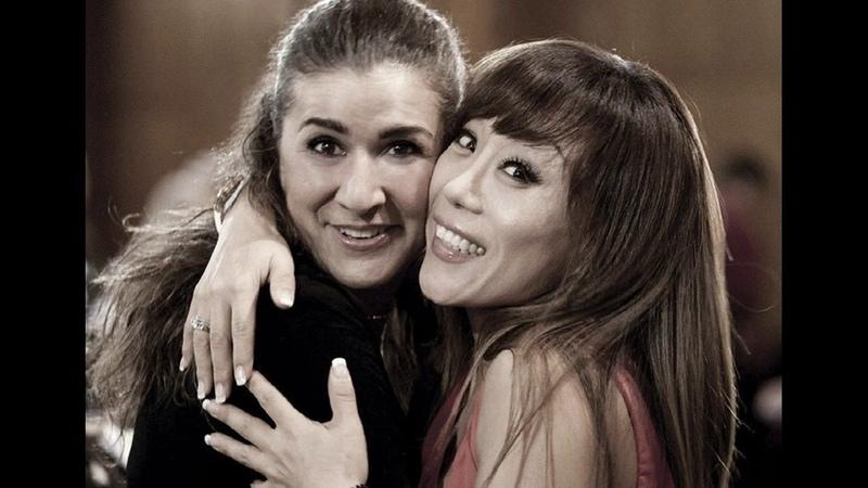 В Беллини Дуэт Нормы и Адальджизы из оперы Норма Mira o Norma