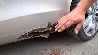 Volkswagen EOS обзор повреждений