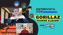 Entrevista con Damon Albarn | Gorillaz, Song Machine y ¿una nueva película de Netflix?