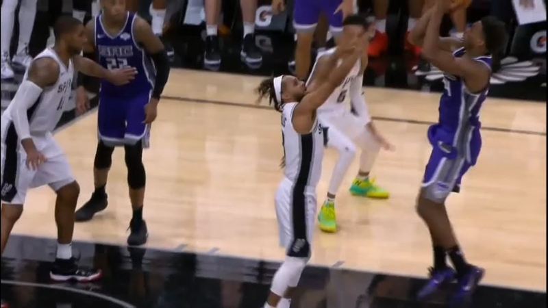 Sacramento Kings miss 4 shots for the win