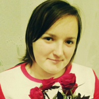 Фотография страницы Натки Комар ВКонтакте