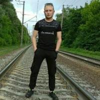Фотография страницы Александра Мельника ВКонтакте