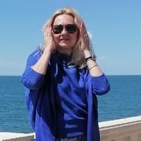 Фотография страницы Светланы Бержанской ВКонтакте