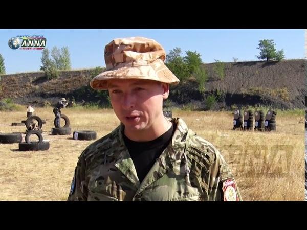 Турнир памяти командира развед роты батальона Восток А Троцая