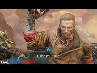 Quake Champions - КОМАНДНЫЙ БОЙ - BLOOD COVENANT [B.J. BLAZKOWICZ]