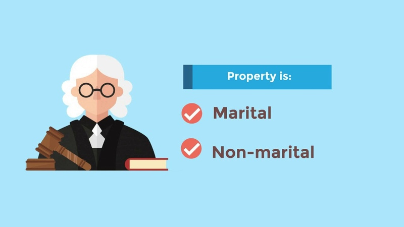 How does a court split up property in a divorce The Law Firm of Salvi, Salvi Wifler