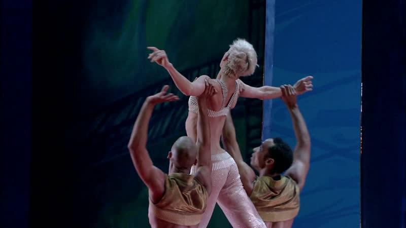 Sheherazade choreography by Jean Christophe Maillot Les Ballets de Monte Carlo