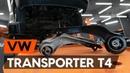 Как заменить опору двигателя наVW TRANSPORTER 4 (T4)[ВИДЕОУРОК AUTODOC]
