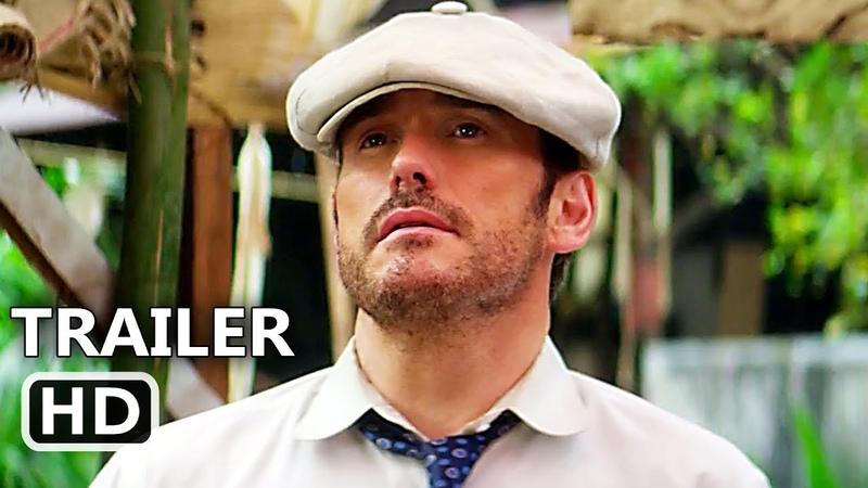 RUNNING FOR GRACE Official Trailer 2018 Matt Dillon Jim Caviezel Movie HD