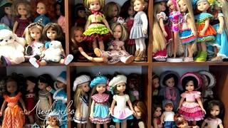 Немного о моих куклах Паола Рейна, мои любимые куклы