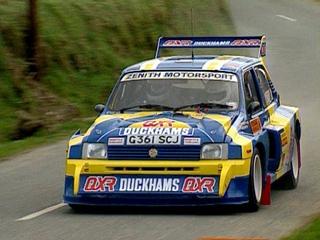 Metro 6R4 Group B Rally legend - Pure Sound!