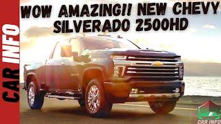 2022 Chevy Silverado 2500HD - 2022 Silverado Breaking News, is GMC Sharing it's Best Feature?