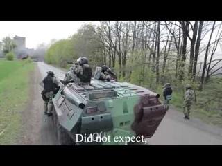 ВПК Клинок-Русская рать (Eng Subs)