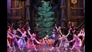Балетный спектакль Большого театра Щелкунчик