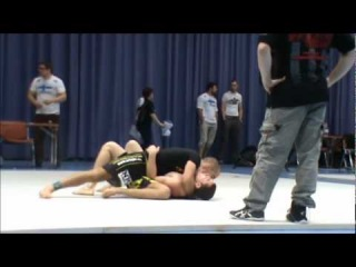 ADCC European Championship 2011 -65,9kg Nicolas Renier vs Johan Sjölin