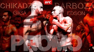Edson Barboza vs Giga Chikadze - FIGHT PROMO /main event Aug. 28/ UFC FightNight:192 HD 2021