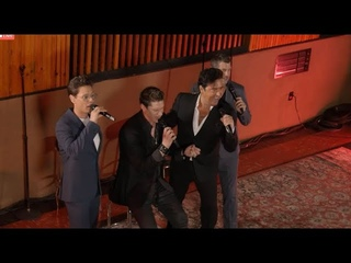 IL DIVO Live Concert Hollywood 8-5-2021