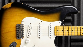 Tasty Funk Groove Guitar Backing Track Jam in A Minor