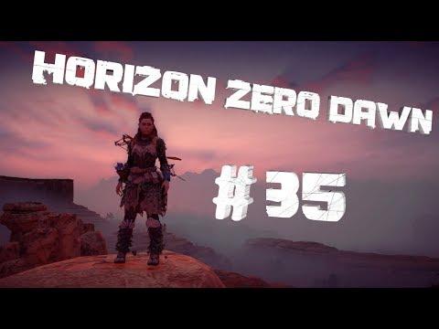 Давайте сыграем в Horizon Zero Dawn 35