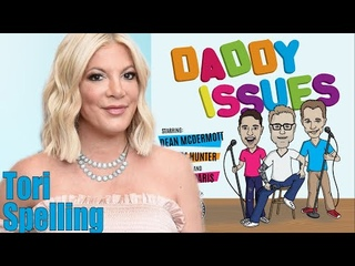 Daddy Issues Episode 25   Tori Spelling