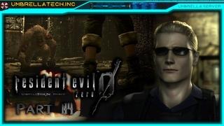 Resident Evil 0 (Zero) - Hardcore 04 - Обезьянник и зоопарк