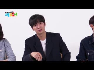 V Live трансляция c участниками шоу Three idiots