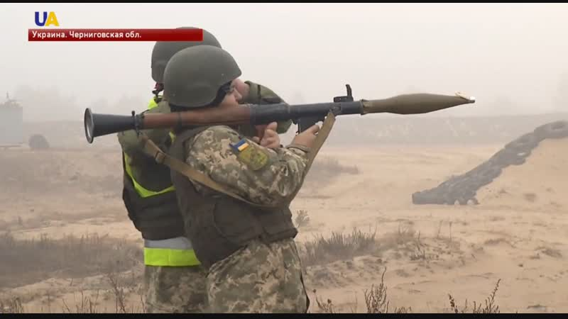 У Чернігівській області проходять навчання офіцерів цивільно військового співробітництва