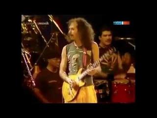 Santana   12 BMW Gypsy Queen Oye Como Va Evil Ways Jingo Once It's Gotcha Live In Berlin 1987