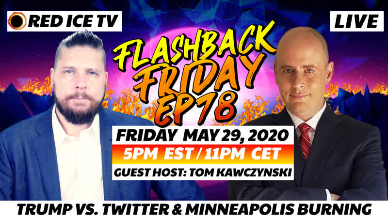 Trump vs Twitter Minneapolis Burning With Tom Kawczynski FF Ep78