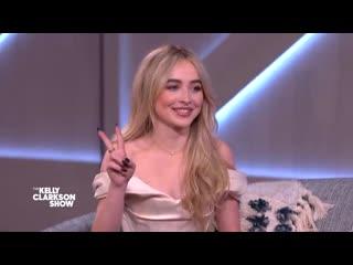 Интервью | телешоу The Kelly Clarkson Show | Лос-Анджелес, США