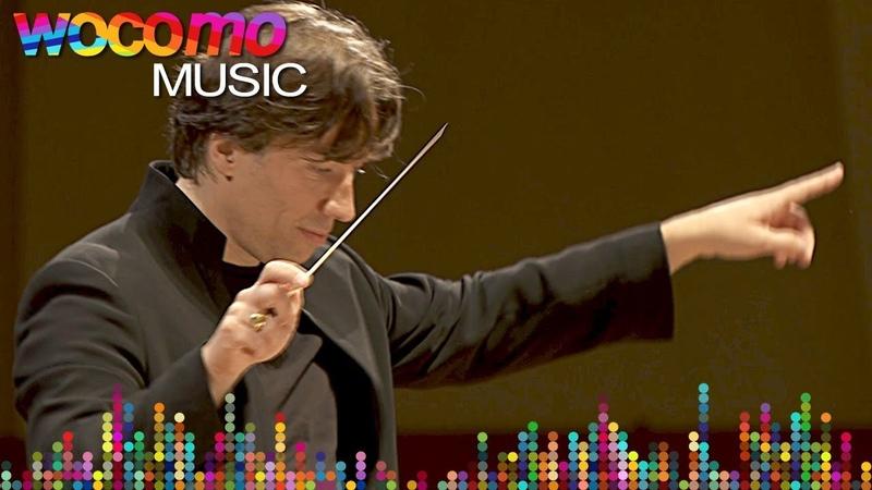 Steve Reich The Desert Music with Kristjan Järvi MDR Leipzig Radio Symphony Orchestra