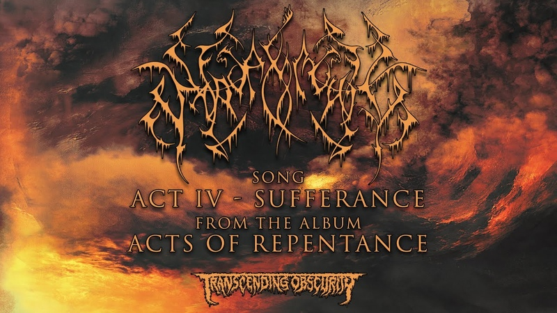 WARDAEMONIC (Australia) - Act IV - Sufferance (Black Metal) Transcending Obscurity