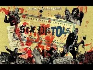 SEX PISTOLS / THERE'LL ALWAYS BE AN ENGLAND 2007Y