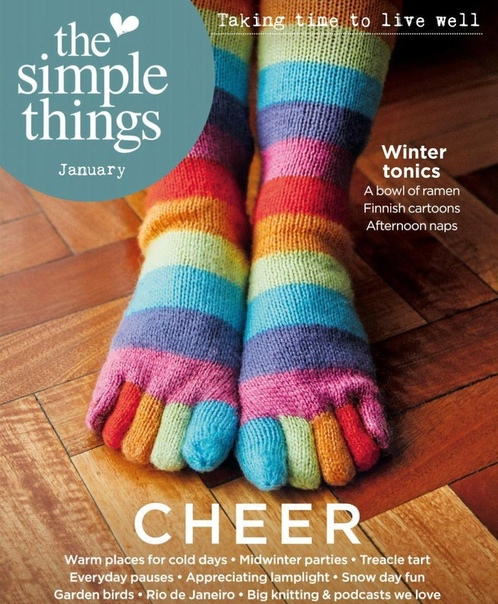 2019-01-01 The Simple Things