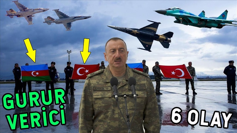 Azerbaycanın Türkiye İçin Yaptığı 6 Kral Hareket