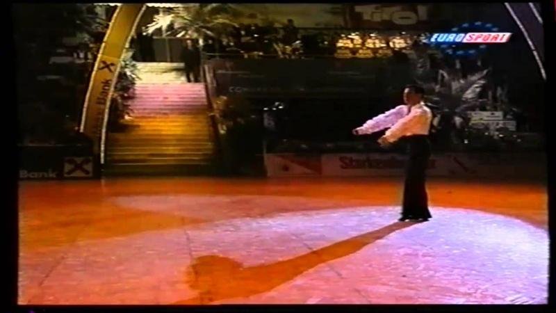 AllanTornsberg Serena Lecca Dance Segway