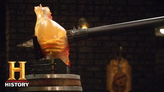 Forged in Fire: FATALITY! Elephant Tusk Sword MAULS the Final Round (Season 8)   History