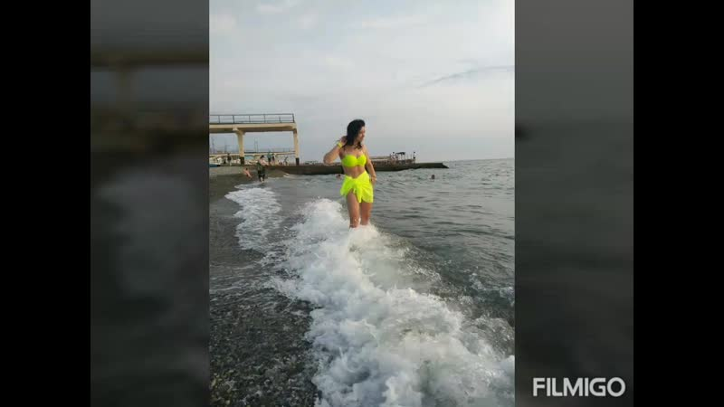 Море - любовь моя навсегда😍❤️