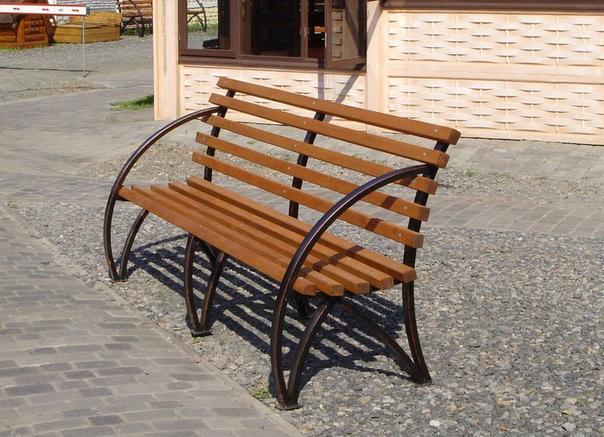 Скамейки на дачу
