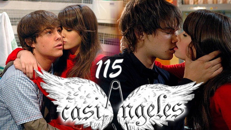 Casi Angeles Почти Ангелы 115 серия