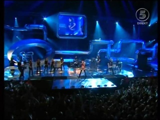 E-Type - Life (Live @ NRJ Radio Awards 2002)